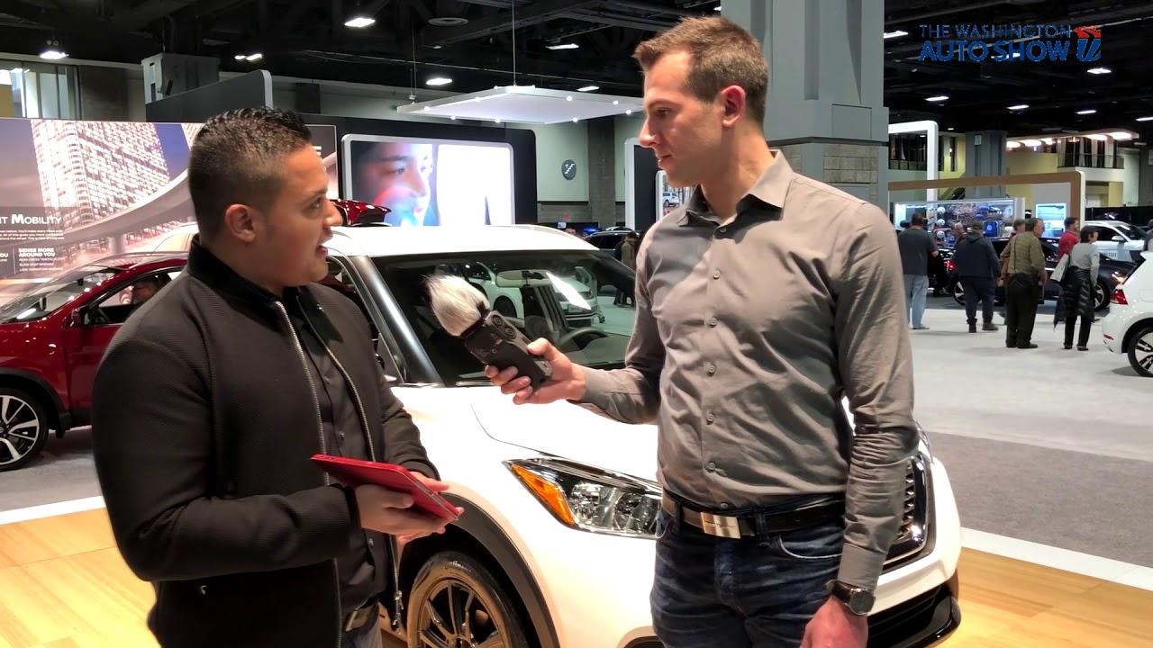 Introducing Nissan Kicks At Washington DC Auto Show YouTube - Washington dc car show discount tickets