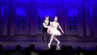"Cinderella - ""Ten Minutes Ago"" Dance Davidson 2015 6pm"