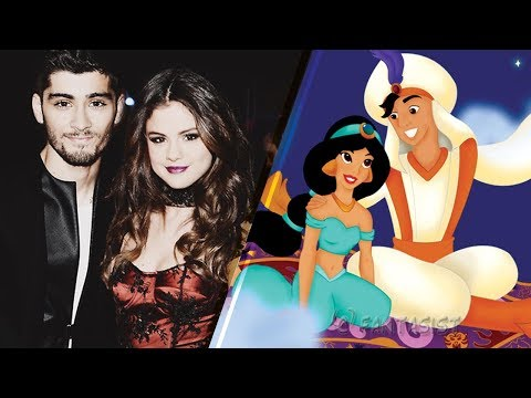 Selena Gomez & Zayn Malik COLLABORATING on Iconic 'Aladdin' Song!!?