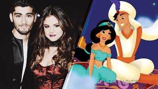 Download Video Selena Gomez & Zayn Malik COLLABORATING on Iconic 'Aladdin' Song!!? MP3 3GP MP4