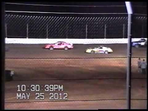 Doe Run Raceway Mini Stock Feature-May 25,2012