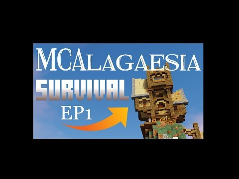 MCAlagaesia Survival Multiplayer 2018!