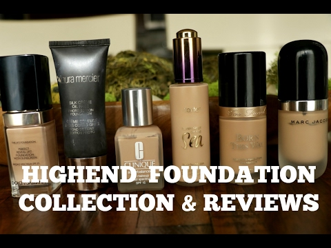 HIGHEND Foundation Collection + Reviews