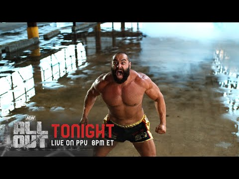 Eddie Kingston will try & Dethrone Miro for the TNT Championship   AEW All Out, Live Tonight on PPV