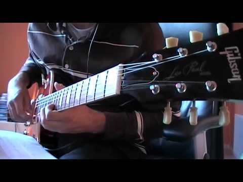 Miss Ida B SOLO Buddy Guy cover