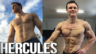 Revealing Vegan Hercules | What 8% Bodyfat Looks Like!