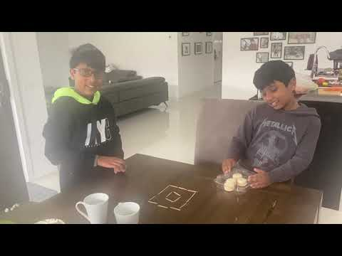 Children games - Fun with Vinay and Yohan