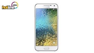 Обзор смартфона Samsung Galaxy E5(Цена и характеристики Samsung Galaxy E5: http://hotline.ua/mobile-mobilnye-telefony-i-smartfony/samsung-e500h-galaxy-e5-white/ Задать вопрос о ..., 2015-03-03T13:30:32.000Z)