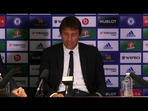 Chelsea 1-2 Liverpool - Antonio Conte Full Post Match Press Conference