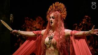 ENO Harewood Artist Eleanor Dennis - Match Campaign 2017 ǀ English National Opera