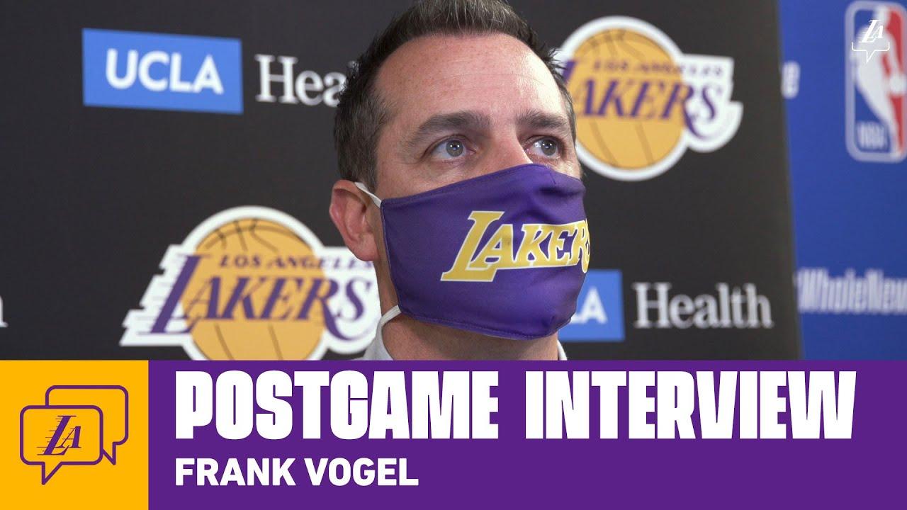 Lakers Postgame: Frank Vogel (8/3/20)