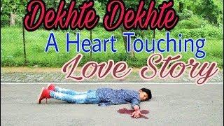 DEKHTE DEKHTE | A Heart Touching Love Story | Powered By - Indradeep | Batti Gul Meter Chalu
