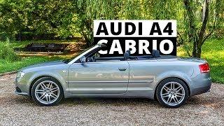 Audi A4 Cabrio - zanim trafi meteoryt