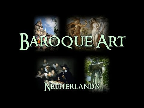 Baroque Art - 5 Netherlands