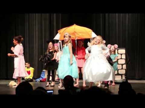 Bibbidi Bobbidi Boo - Cinderella Kids