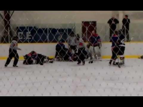 1 PPCLI Hockey Fight