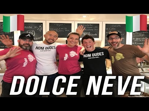 Gelato Why It's Different - Not Your Ordinary Ice Cream @ Dolce Neve #Gelato