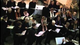 GLORIA de la Saint Ludwig Messe de Joseph Gregor ZANGL par la CHORALE LITURGIQUE du GOLO