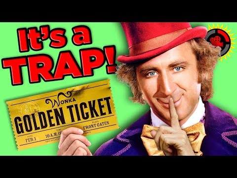 film theory willy wonka and the golden ticket scam willy wonka and the chocolate factory