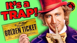 �������� ���� Film Theory: Willy Wonka and the Golden Ticket SCAM! (Willy Wonka and the Chocolate Factory) ������