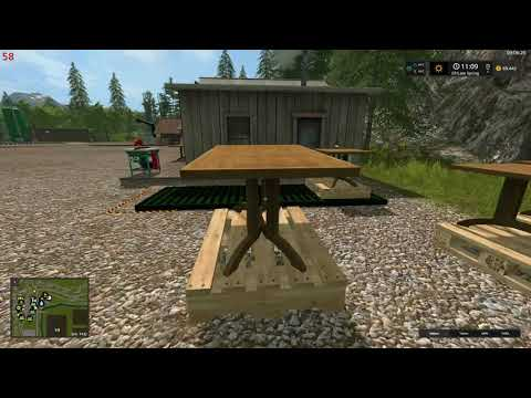 Farming Simulator 17 Seasons Pine Cove Productions ep. 14 Mi