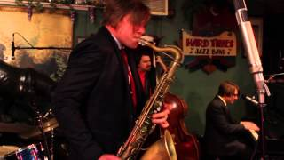 Mellow Saxophone- Peter Lamb and the Wolves