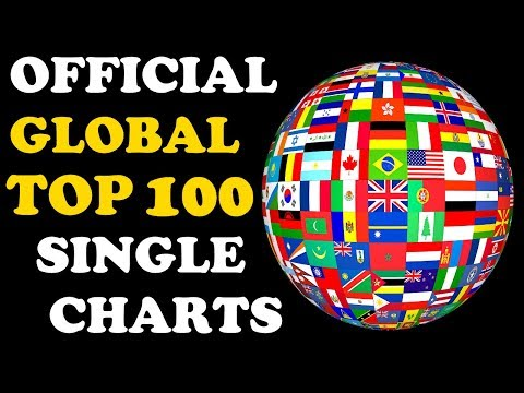 Global Top 100 Single Charts | 28.08.2017 | ChartExpress