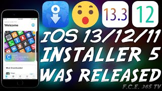 iOS 13.3 / 13.0 / 12 Installer 5 RELEASED! Better CYDIA Alternative (Faster, More Features)  DEMO