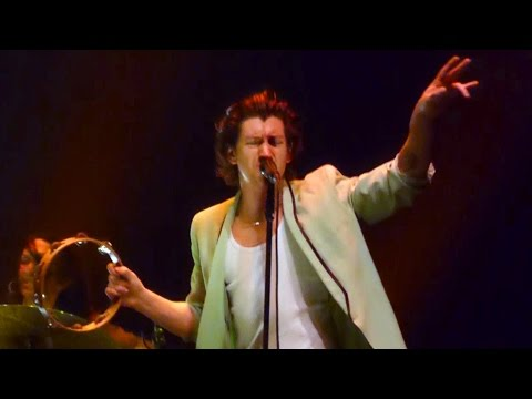 The Last Shadow Puppets - Used To Be My Girl [Live at Ace Hotel Theatre, Los Angeles - 20-04-2016]