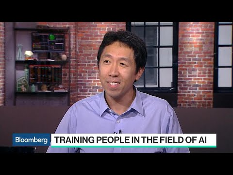 Coursera Co-Founder Ng Says AI Is the New Electricity