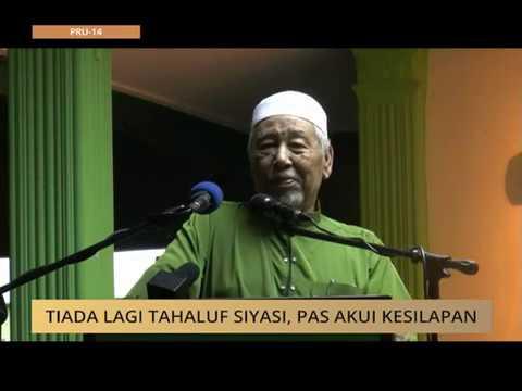 #MalaysiaMemilih: PAS umum calon di Pulau Pinang