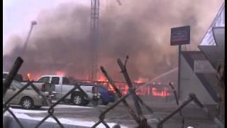 Kingston Condo Fire