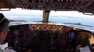 Antalya LTAI Landing