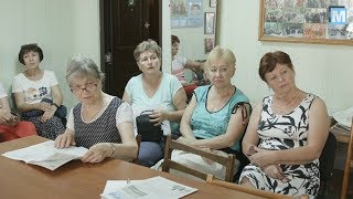 Тарифна війна в Енергодарі продовжується: пенсіонери налаштовані рішуче