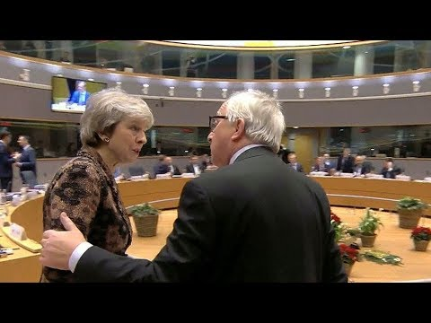 EU leaders react to Theresa May's resignation
