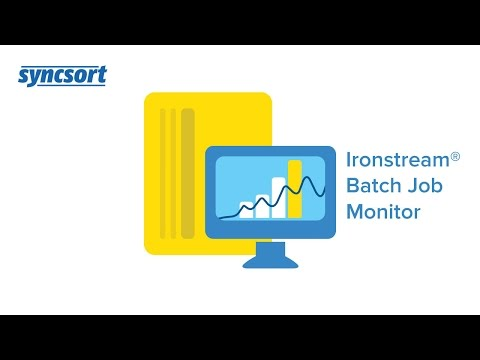How to Monitor Splunk Batch Jobs Using Syncsort Ironstream®