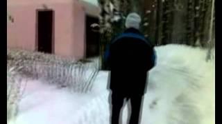В гостях у Зюганова, в Подмосковье, 9 янв 2012