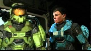 Halo Reach Opening w/ Master Chief Mk.VI Armor