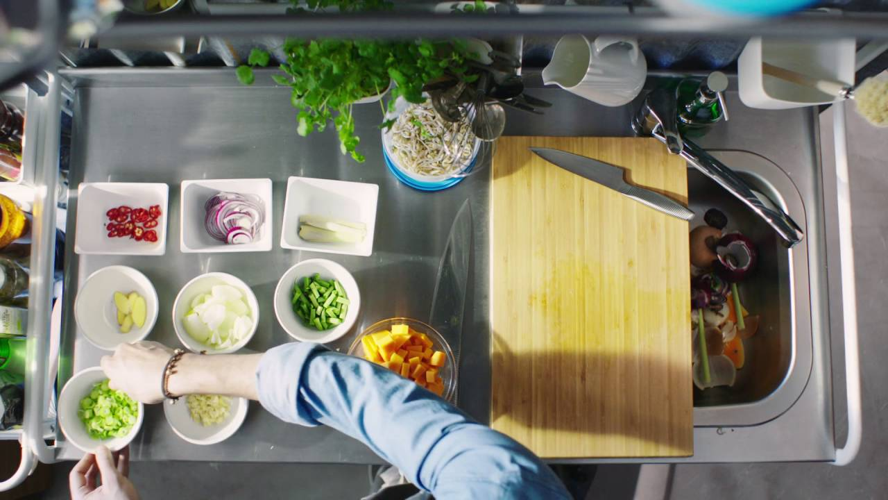 mise en place your kitchen in ikea style youtube