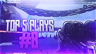 FaZe Replays | Top 5 Plays Episode #8!