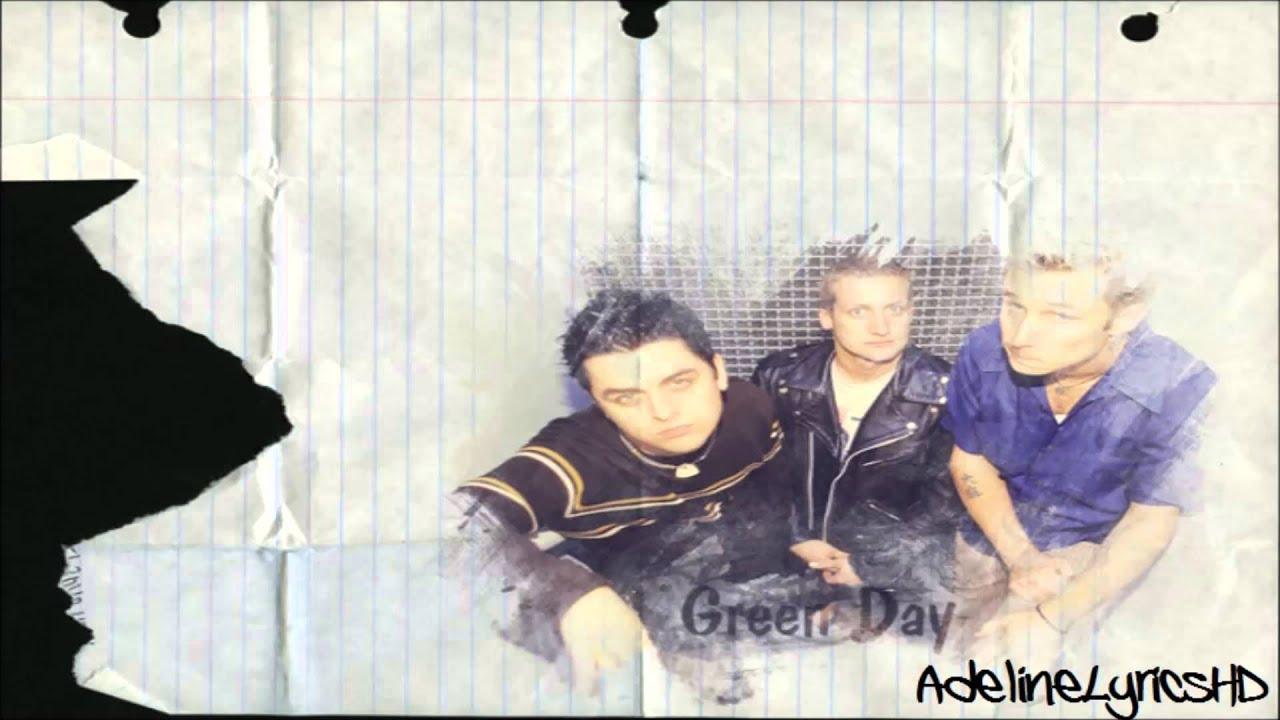 Green Day - (Platypus I Hate You) - Lyrics - YouTube