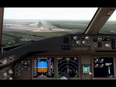 FSX - PMDG 777 vs  Captain Sim 777 | FunnyCat TV