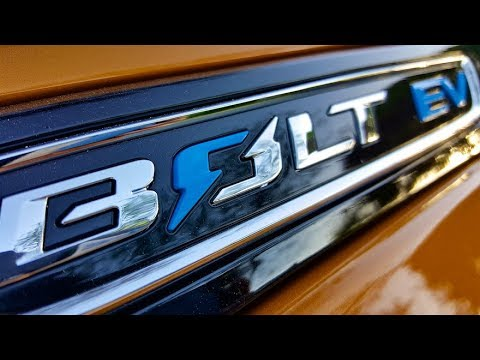 Chevrolet Bolt Review--BETTER THAN ADVERTISED
