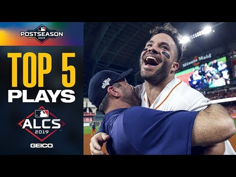 Sean Salisbury - Start Your Monday By Enjoying The Astros Top Moments From The ALCS