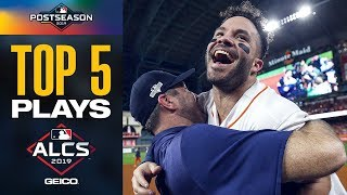 Jose Altuve and Carlos Correa brought the walk-offs! | Top Moments of the ALCS!