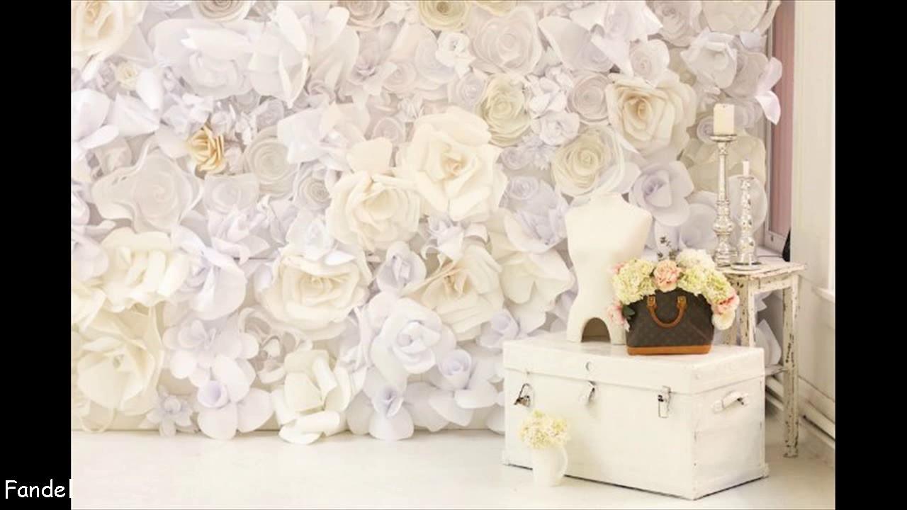 DIY Wedding Backdrops Ideas YouTube