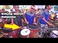 Permainan Ala Kendang Rampak Jaipong dgn Bass Selo by PRAS CAREHAL - KIDUNG WAHYU KOLOSEBO Angklung