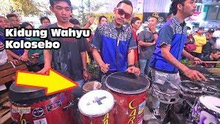 Download lagu Permainan khas Kendang Rampak Jaipong dgn Bass Selo by PRAS CAREHAL - KIDUNG WAHYU KOLOSEBO Angklung