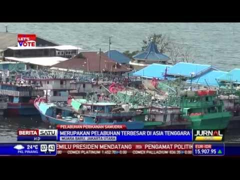 Pelabuhan Muara Baru Jakarta, Pelabuhan Terbesar di Asia Tenggara