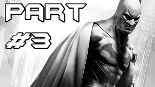 batman arkham city remote electrical charge gameplay part 3